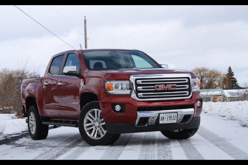towing capacity gmc canyon autos post. Black Bedroom Furniture Sets. Home Design Ideas