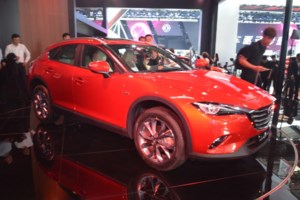Mazda CX-4: Stylish, But Not for Us...