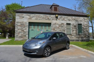 2016 Nissan LEAF: Take it for a Spin