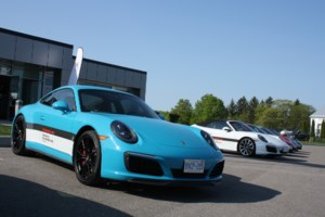The 911 Grand Tour: Putting Prosects in Porsches