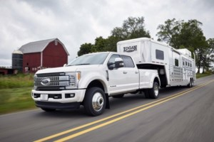 Power And Gadgets For The 2017 Ford F-Series Super Duty