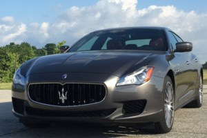 2016 Maserati Quattroporte S Q4: Stunning, yet Lacking