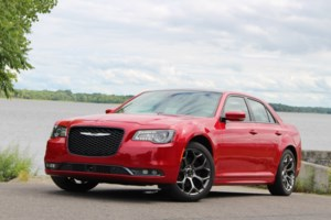 2016 Chrysler 300S: Stuck in a Time Warp