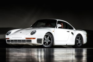 This Porsche 959 Has Been Updated