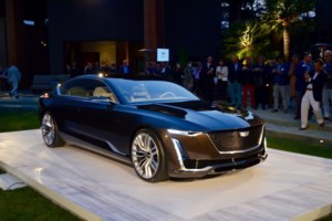 Cadillac Escala Concept: The Harbinger of Cadillac's New Design Language