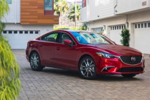 Updates for the 2017 Mazda6
