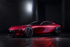 The Mazda RX-9 Could be Unveiled at the 2019 Tokyo Auto Show
