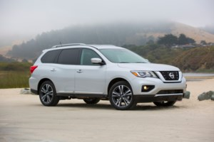 Pricing Announced for the 2017 Nissan Pathfinder