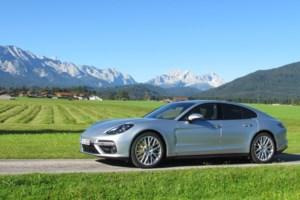 2017 Porsche Panamera: Trimming the Fat
