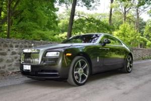 2016 Rolls-Royce Wraith: Behind the Wheel of a $462,000 Apparition