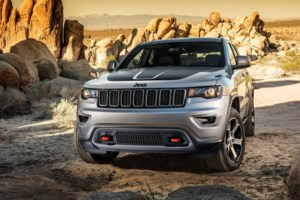 Here is the 2017 Jeep Grand Cherokee Trailhawk