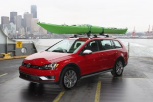 2017 Volkswagen Golf Alltrack: Volkswagen's Answer to Subaru