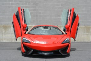 Apple Looking to Buy McLaren?
