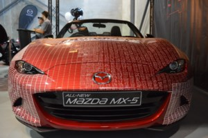 Mazda Celebrates the Millionth MX-5 with Stop in Canada