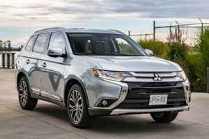 Improvements for the 2017 Mitsubishi Outlander