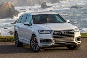A 2.0-litre engine for the 2017 Audi Q7