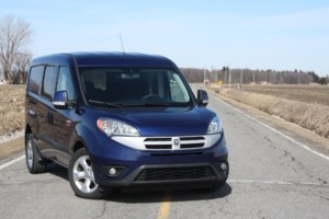 2016 Ram ProMaster City: Big Parcel in a Small Box