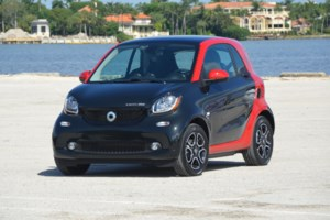 2017 smart fortwo electric drive: Electric, Stylish and Discreet