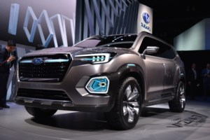 Subaru VIZIV-7 SUV Concept: the Size of Things to Come