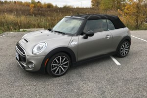 2016 MINI Cooper S Convertible: Tons of Fun in a Small Package