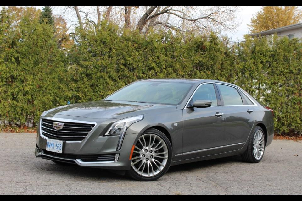 2016 Cadillac Ct6 Family Feud Sudbury Com
