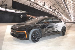 Exclusive Test Drive of the Faraday Future FF 91: Watch your back, Tesla!