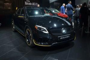 2018 Mercedes-Benz GLA: Subtle Changes