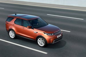 2017 Land Rover Discovery: So Long, LR4