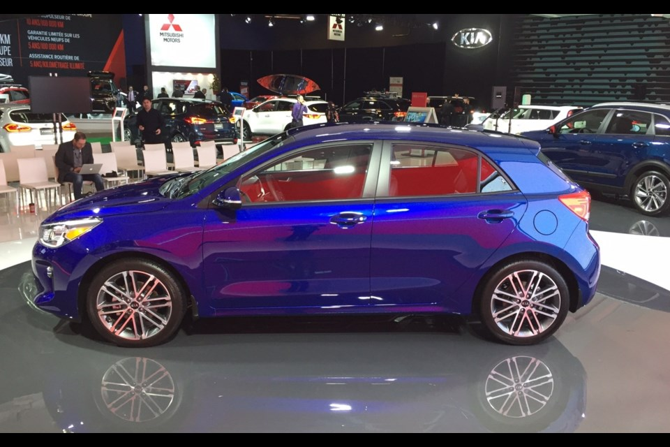 2018 kia rio hatchback. unique hatchback credit sylvain raymond inside 2018 kia rio hatchback