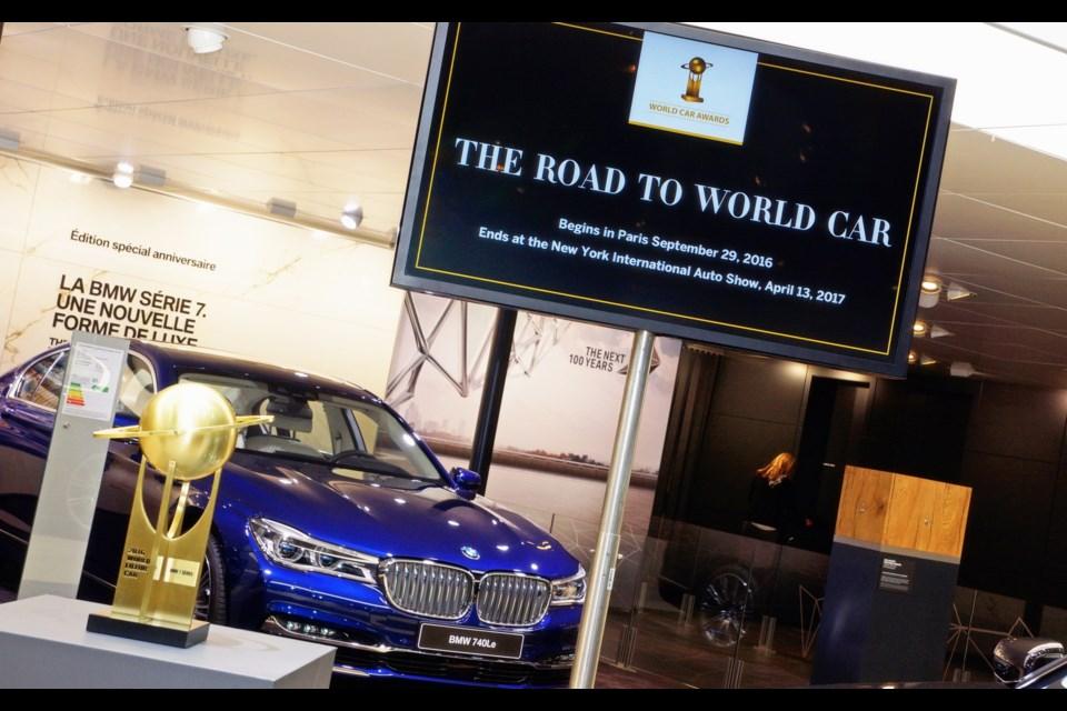 Credit World Car Awards