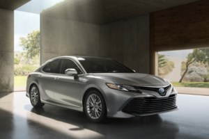 2018 Toyota Camry: Now with Style