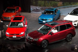 AJAC's Canadian Car of the Year Awards: Wins for the Subaru Forester and the Volkswagen Golf Alltrack