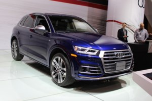 2018 Audi SQ5, TT RS and RS 3: German Hot Rods in Toronto