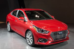 World Premiere in Toronto: 2018 Hyundai Accent, a Refined Little Sedan