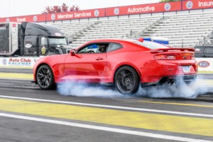 The 2017 Chevrolet Camaro ZL1 Breaks the 200-mph Barrier