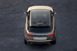 2018 Range Rover Velar to be Unveiled on March 1