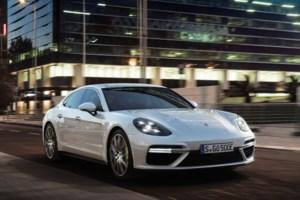 2018 Porsche Panamera Turbo S E-Hybrid: 680 horsepower!