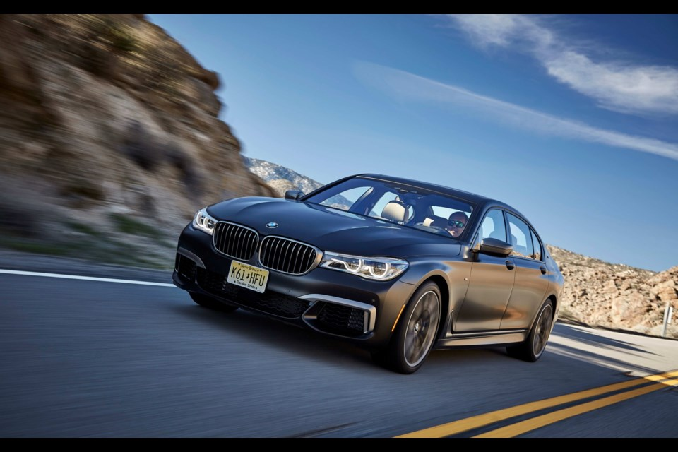 2018 bmw m7.  2018 2018 bmw m760li xdrive credit daniel krause with bmw m7