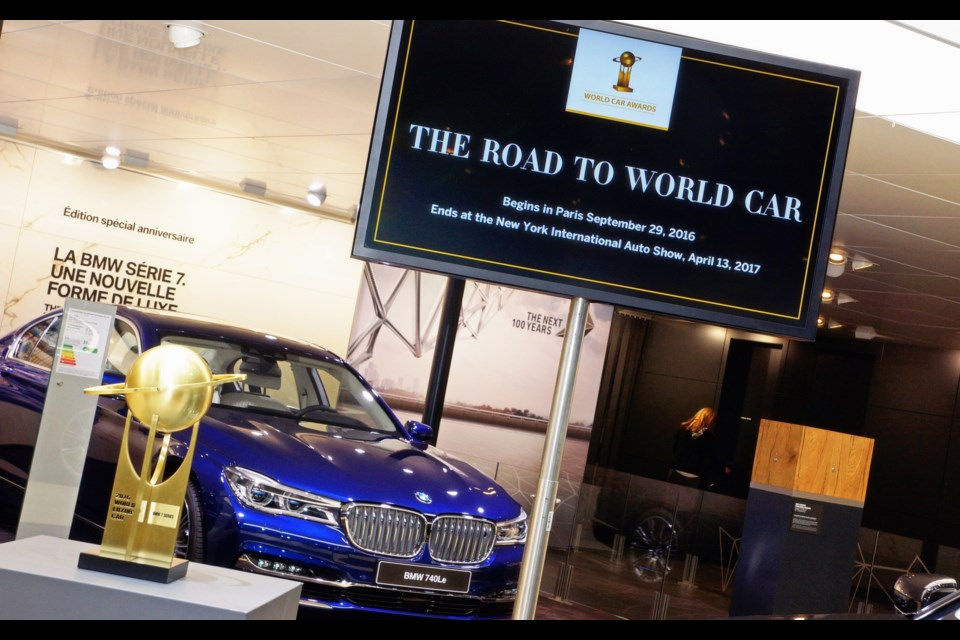 Credit World Car Awards