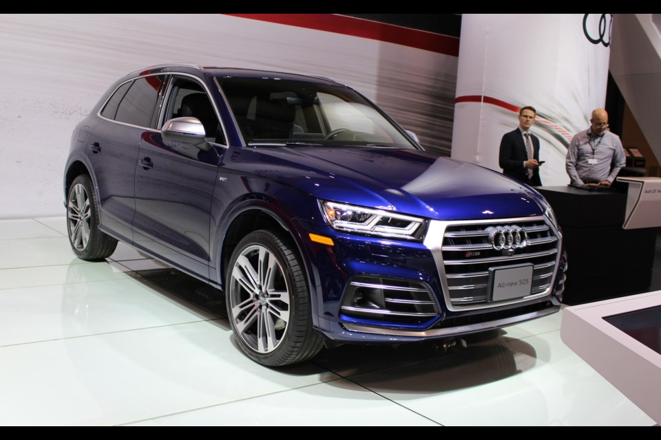 2018 Audi Sq5 Tt Rs And Rs 3 German Hot Rods In Toronto Tbnewswatch Com