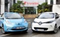 Renault-Nissan and Transdev to Jointly Develop Driverless Vehicle Fleet System