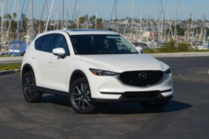 2017 Mazda CX-5: Improving – Not Reinventing – the Wheel