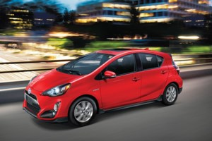 2017 Toyota Prius c: Safer, With a Touch of Sportiness