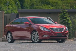 2011 to 2015 Hyundai Sonata: Recall for a Seat Belt Problem