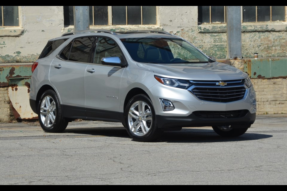 2018 Chevrolet Equinox True To Its Roots Sudbury Com