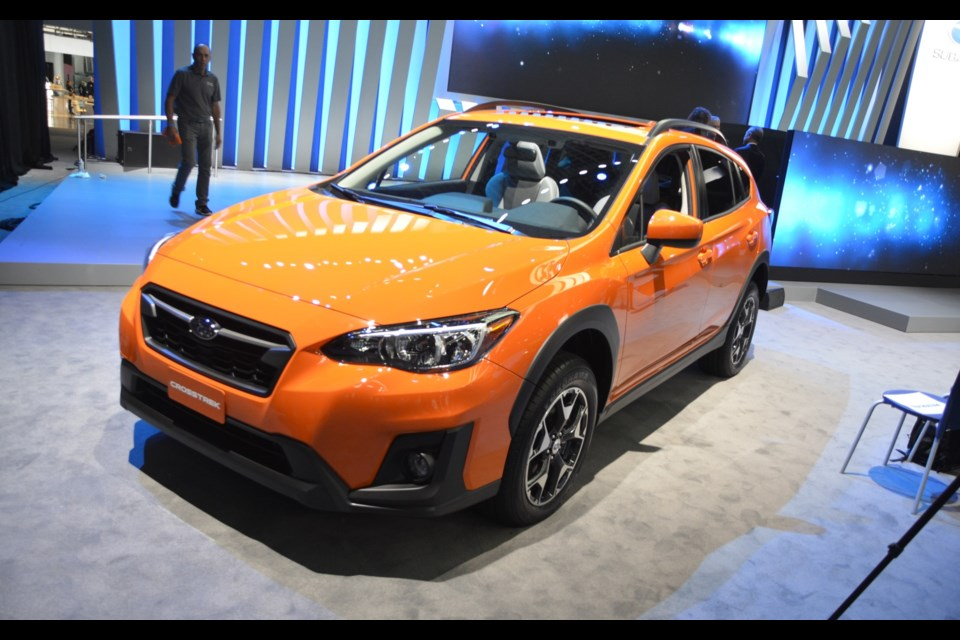 2018 Subaru National Business Conference - New Car Release ...