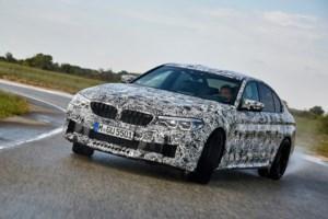 2018 BMW M5 revealed
