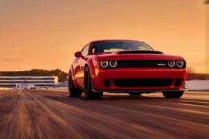 FCA to Dealers: Don't Take Deposits on Dodge Demons Yet