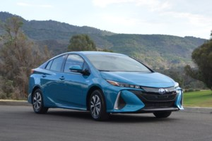 2017 Toyota Prius Prime Pricing Announced