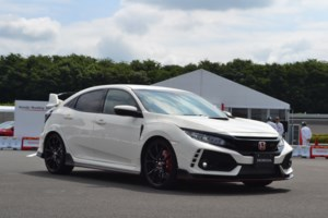 Exclusive Test Drive: 2018 Honda Civic Type R